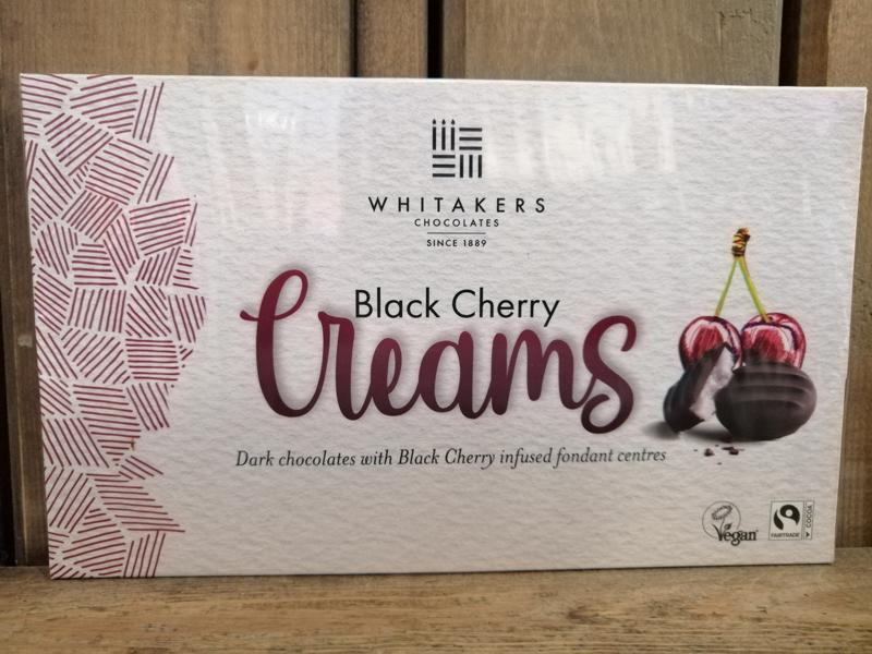 Whitakers Cherry Cremes 150g