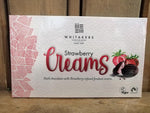 Whitakers Strawberry Cremes 150g