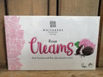 Whitakers Rose Cremes 150g