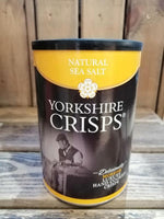 Yorkshire Crisps Sea Salt 100g