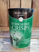 Yorkshire Crisps Lamb & Mint 100g