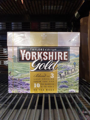Load image into Gallery viewer, Yorkshire Tea Gold 80s