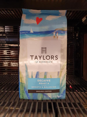 Load image into Gallery viewer, Taylors of Harrogate - Decaffeinated Coffee 227g