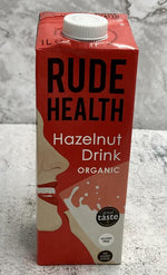 Rude Health Hazelnut 1L