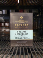 Taylors of Harrogate Organic Peppermint