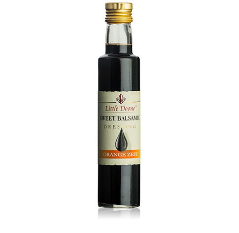 Little Doone Sweet Balsamic Dressing - Orange Zest 250ml