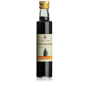Load image into Gallery viewer, Little Doone Sweet Balsamic Dressing - Orange Zest 250ml