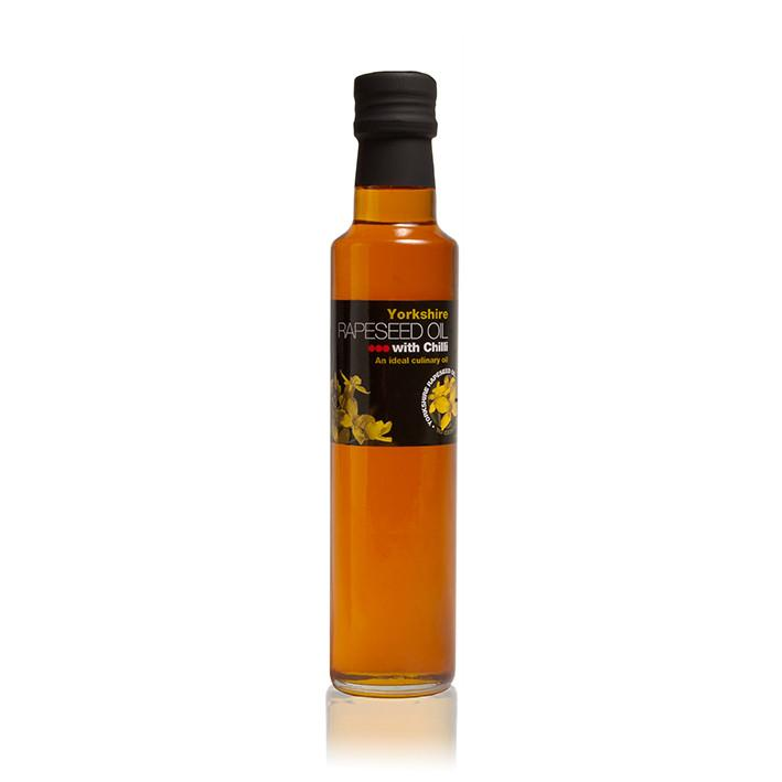 Yorkshire Rapeseed Oil Chilli 250ml