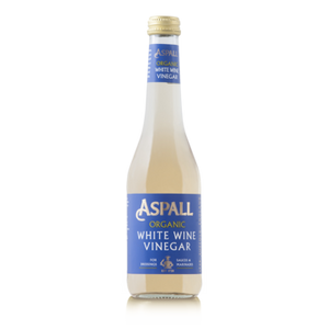 Load image into Gallery viewer, Aspall Organic White Wine Vinegar 350ml
