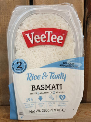 Load image into Gallery viewer, Veetee Basmati Rice 280g
