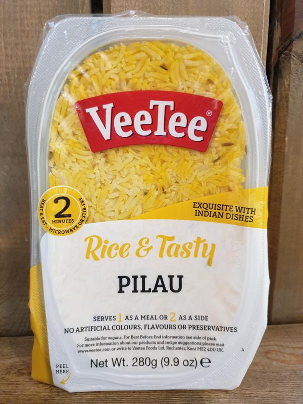 Load image into Gallery viewer, Veetee Pilau Rice 280g