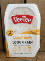 Veetee Long Grain Rice 300g