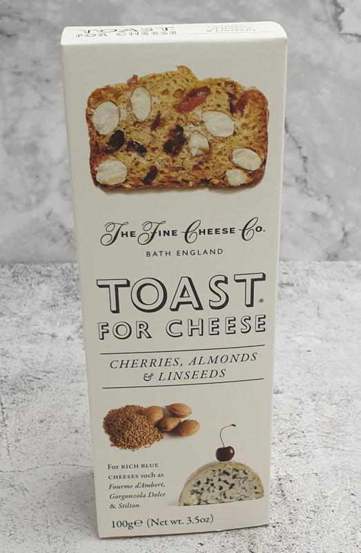 Fine Cheese Co Toast For Cheese