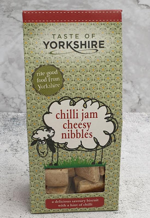 Load image into Gallery viewer, Taste Of Yorkshire Chilli Jam Nibbles