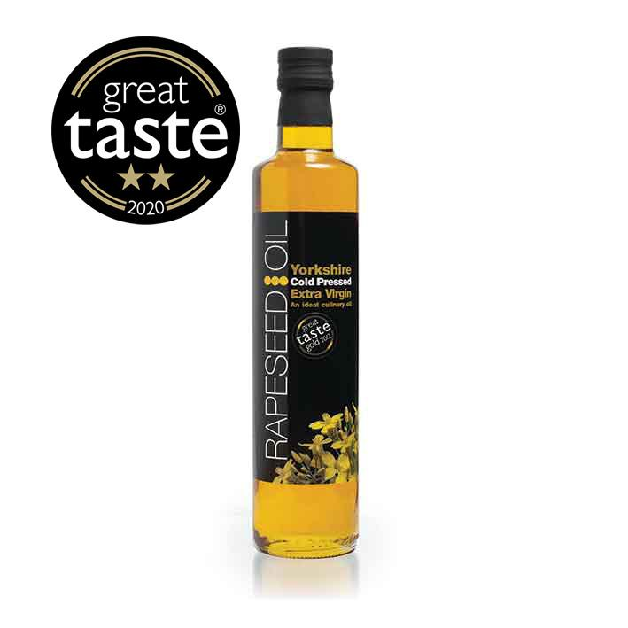 Yorkshire Rapeseed Oil Natural 500ml