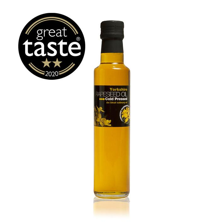 Yorkshire Rapeseed Oil Natural 250ml