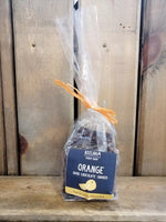 Guppy's Dark Chocolate Shards Orange 150g