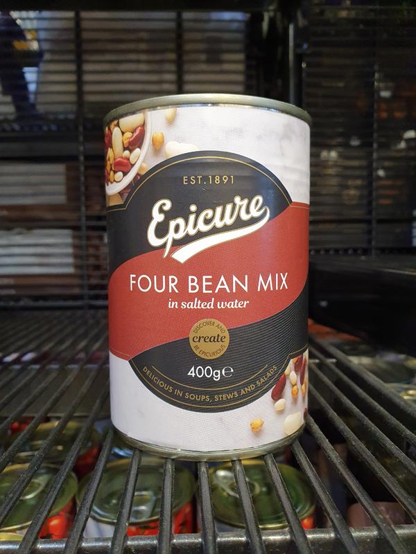 Epicure - Four Bean Mix 400g