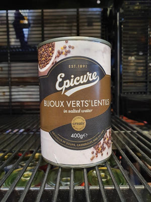 Load image into Gallery viewer, Epicure - Bijoux Verts Lentils 400g
