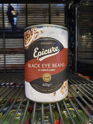 Load image into Gallery viewer, Epicure - Black Eye Beans 400g
