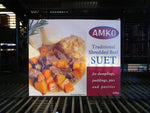 Amko - Traditional Shredded Beef Suet 250g