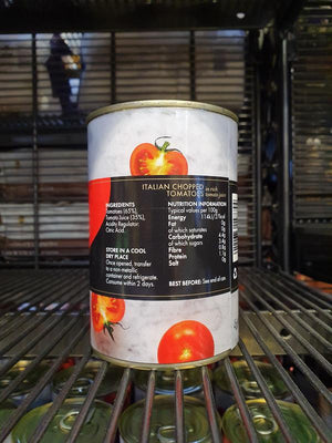Load image into Gallery viewer, Epicure - Italian Chopped Tomatoes 400g