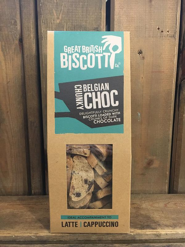 Load image into Gallery viewer, Biscotti Belgian Chunky Choc 100g