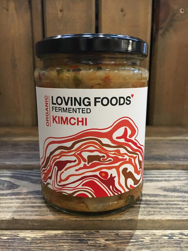 Load image into Gallery viewer, Loving Foods Classic Kimchi 500g
