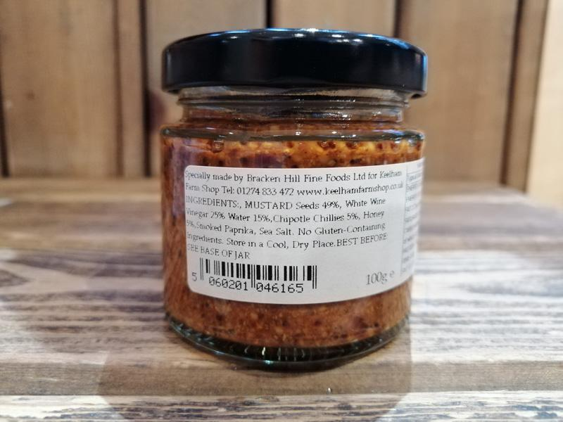 Load image into Gallery viewer, Chilli Smooth Mustard 100g