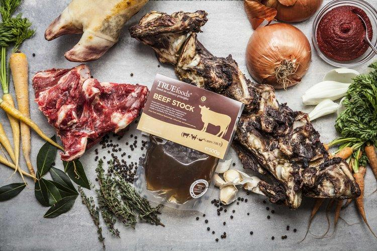 True Foods - Beef Stock 500g