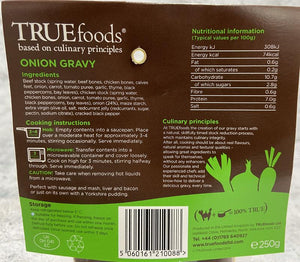 Load image into Gallery viewer, True Foods - Onion Gravy 250g