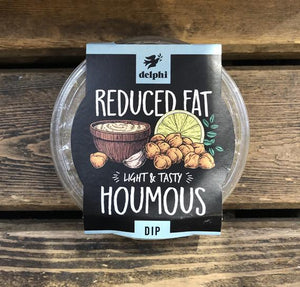 Load image into Gallery viewer, Delphi - Reduced Fat Light & Tasty Houmous 170g