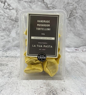 Load image into Gallery viewer, La Tua Tortelloni Mushroom 250g
