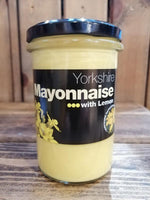 Yorkshire Rapeseed Mayo with Lemon
