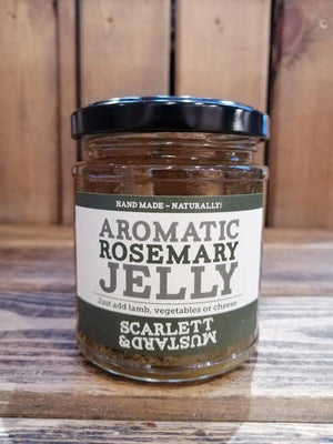 Load image into Gallery viewer, Rosemary Jelly 200g