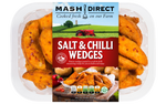 Mash Direct Salt Chilli Wedges 350g