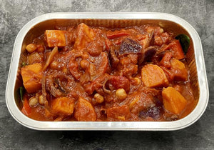 Load image into Gallery viewer, Keelham Vegan Sweet Potato Stew 700g