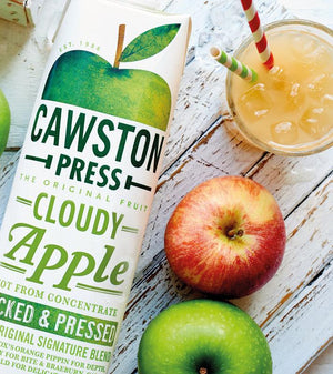 Load image into Gallery viewer, Cawston Press Apple Juice 1L