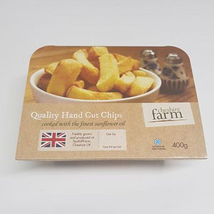 Load image into Gallery viewer, Cheshire Farm Chips 400g
