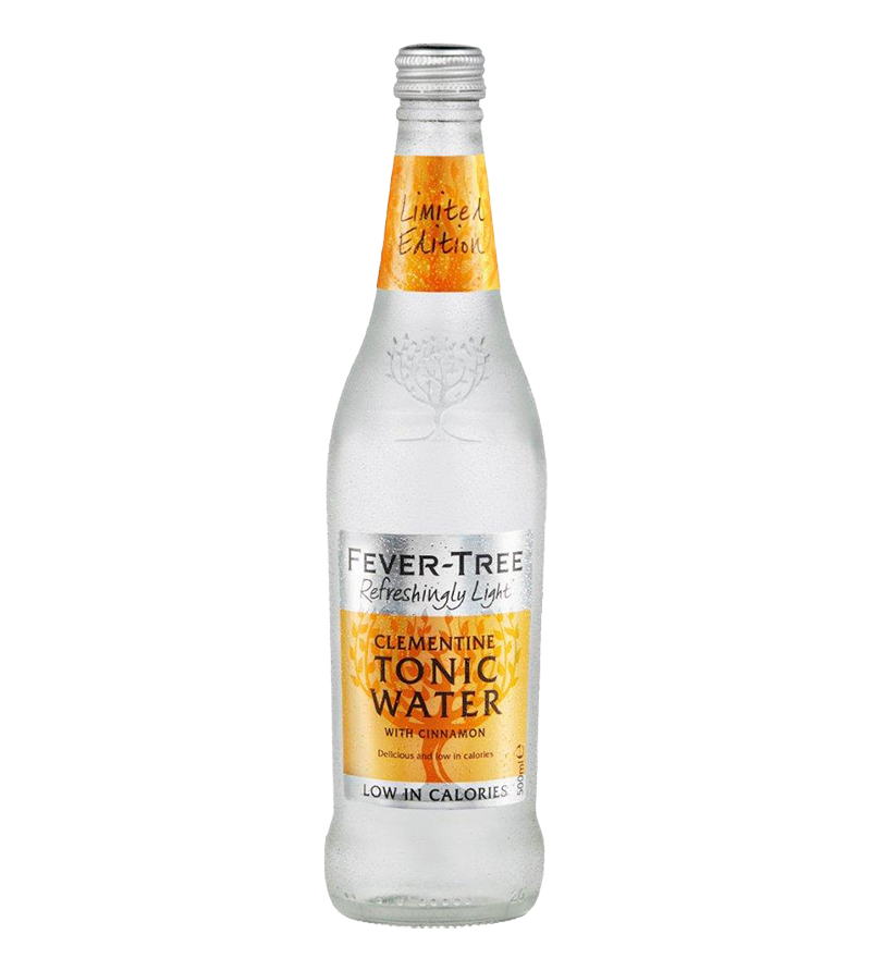 Fever Tree Light Clementine & Cinnamon 500ml