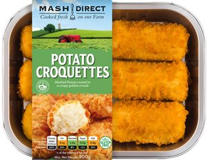Load image into Gallery viewer, Mash Direct Potato Croquette 300g