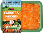Mash Direct Carrot & Parsnip 400g