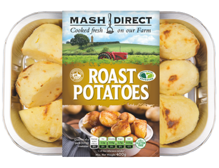 Mash Direct Roast Potato 400g