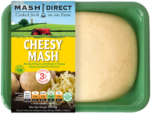Load image into Gallery viewer, Mash Direct Cheesy Mash 400g