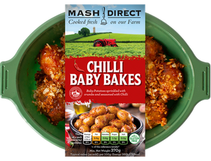 Load image into Gallery viewer, Mash Direct Chilli Baby Bakes 370g