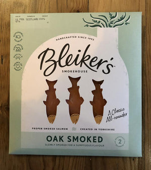 Load image into Gallery viewer, Bleiker's - Smoked Salmon 100g