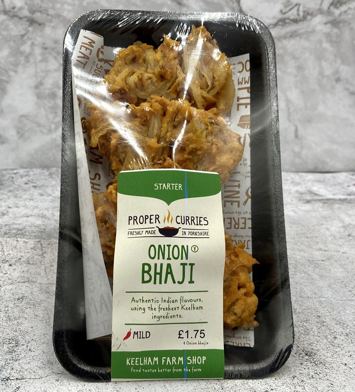 Load image into Gallery viewer, Onion Bhaji 4Pk
