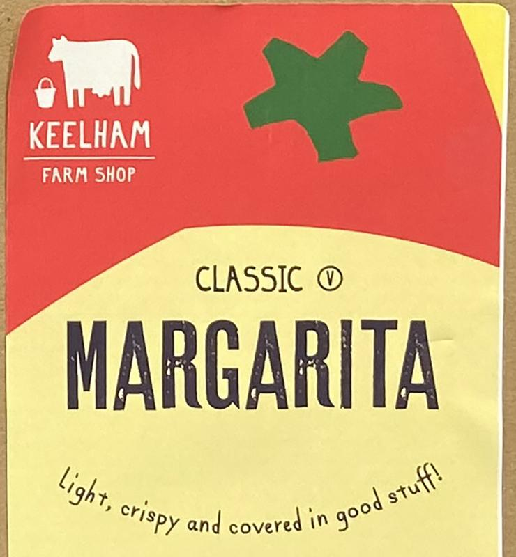 Load image into Gallery viewer, Keelham - Margarita Pizza 12inch