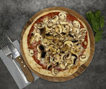 Keelham - Mushroom and Garlic Pizza 12inch