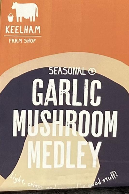 Load image into Gallery viewer, Keelham - Mushroom and Garlic Pizza 12inch